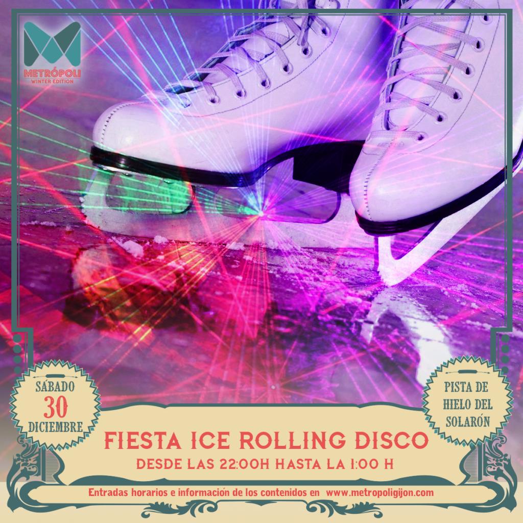 plantilla anuncio rolling disco